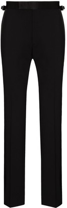 Tom Ford Straight-Leg Tuxedo Trousers