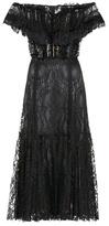 Dolce & Gabbana Lace off-the-shoulder dress