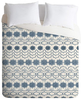 Deny Designs Dash And Ash Tuni Luna Duvet Cover, King