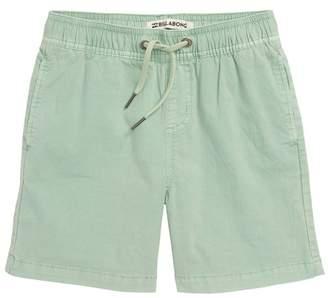 Billabong Larry Layback Shorts (Toddler & Little Boys)