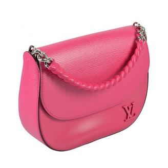Louis Vuitton Luna Pink Leather Handbags