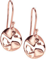 Ippolita Mini Rose Wavy Disc Earrings