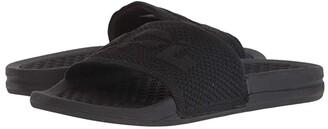 Athletic Propulsion Labs (APL) Big Logo Techloom Slide (Black) Women's Slide Shoes