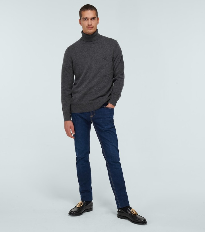Thumbnail for your product : Burberry Lakey cashmere turtleneck sweater