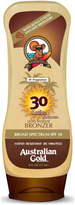 Ulta Australian Gold Lotion Sunscreen With Instant Bronzer