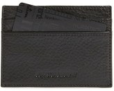 Johnston & Murphy Men's Rfid Card Case - Black