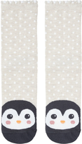 Accessorize Penelope Penguin Face Socks