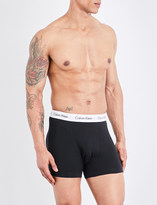 Calvin Klein Three pack low-rise trunks