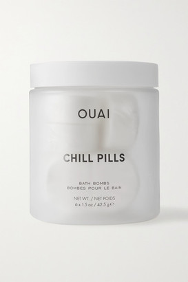 Ouai Chill Pills Bath Bombs X 6