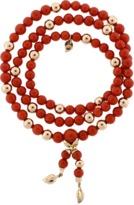 Tamara Comolli India Coral Wrap Bracelet