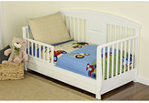 Dream On Me Travel Time 4 Piece Toddler Bedding Set