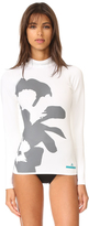 adidas by Stella McCartney Floral Rashguard