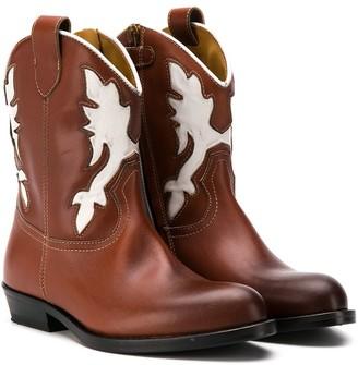 Gallucci Kids Classic Cowboy Boots