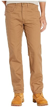 Timberland 8 Series Flex Canvas Work Pants (Dark Wheat) Men's Casual Pants