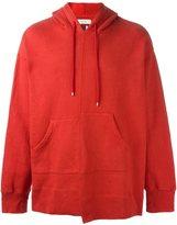 Facetasm drawstring hoodie