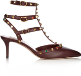 Valentino Rolling Rockstud leather pumps