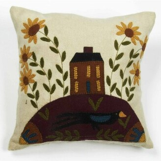August Groveâ® Cabriales Floral Throw Pillow August GroveA