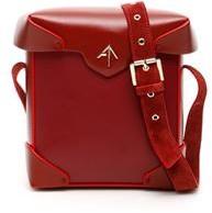 Atelier Manu Pristine Mini Crossbody Bag