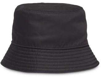 Prada Technical Fabric Bucket Hat