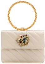 Gucci tiger plaque mini bag