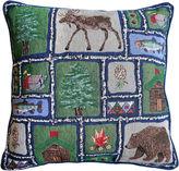 B. Smith Park Park Lodge Sample Decorative Pillow