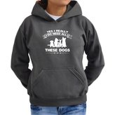 Eddany Yes I really do need all these dogs Women Hoodie