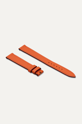 HERMÈS TIMEPIECES Cape Cod Single Tour 23mm Leather Watch Strap - Gold