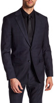 Theory Malcolm Action Two Button Notch Lapel Wool Jacket