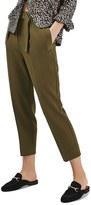 Topshop Slider Utility Peg Trousers (Regular & Petite)