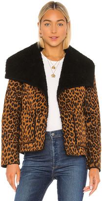 MinkPink Let It Happen Reversible Jacket
