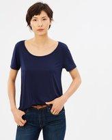 Polo Ralph Lauren SS Open Neck Knit T-Shirt