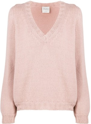 Forte Forte V-Neck Knit Jumper