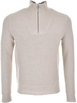BOSS ORANGE HUGO Artric Jumper Cream
