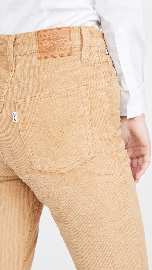 Thumbnail for your product : Levi's Ribcage Boot Jeans