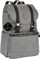 Kipling Experience patterned nylon backpack