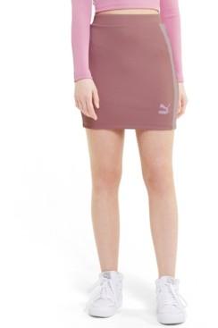 Puma Women's Classics Ribbed Skirt