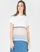 Harmony White Tilda T-Shirt