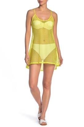Vyb Crochet Cover-Up Dress
