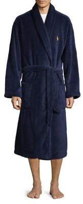 Polo Ralph Lauren Plush Microfiber Robe