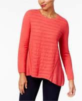petite cotton sweaters - ShopStyle