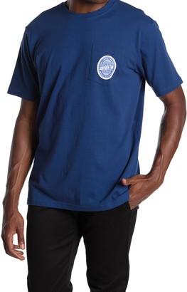 Southern Tide Short Sleeve Keep 'Em Cold Pocket T-Shirt