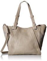 Halston Tote Magnetic Handbag
