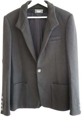 Alexis Mabille Black Wool Jackets