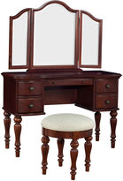 Asstd National Brand Belmont Vanity and Bench