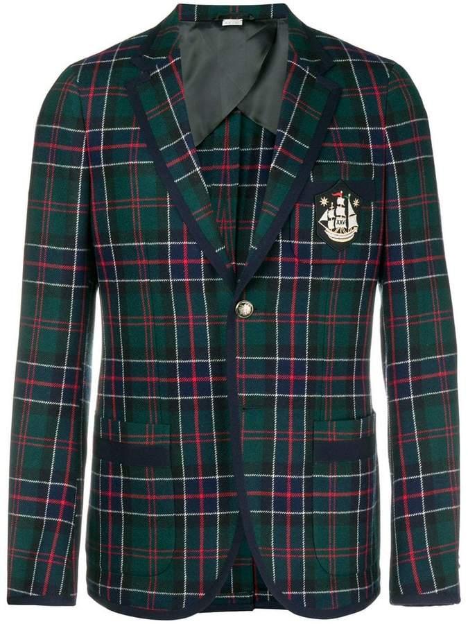 Gucci Monaco cashmere jacket