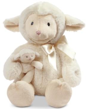 Gund Baby Boys or Girls Nursery Time Plush Lamb