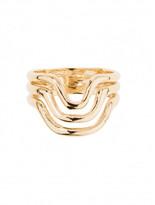 Aurelie Bidermann wavy ring