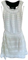 Chanel White Cotton Dresses