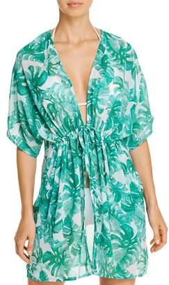 J Valdi Kimono Swim Cover-Up