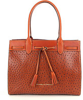 Dooney & Bourke Ostrich Collection Ariel Tote